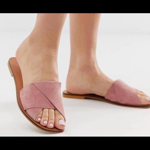 ASOS Shoes - ASOS Design Slip On Sandals
